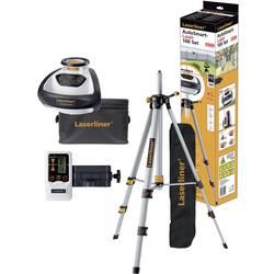 Kal. ISO Rotacijski laser, samo-uravnavajoč Laserliner AutoSmart Laser 100 komplet, območje merjenja (maks.): 100 m kalibracija