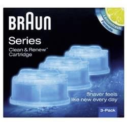 Rengöringspatron Braun CCR3 Blå 3 st