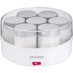 Aparat za izradu jogurta Severin JG 3516, 7 čaša, bijelo-sive boje, pribl. 13 W