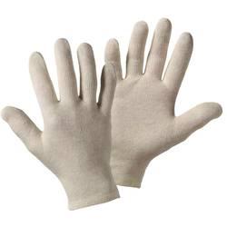 Tekstilne rukavice, prirodna bijela, muške 1000 Upixx
