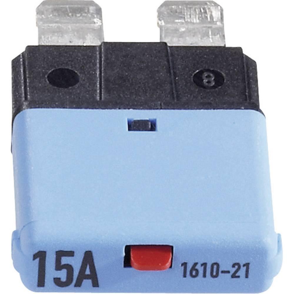Avtomobilska ploščata varovalka, avtomatska 15 A