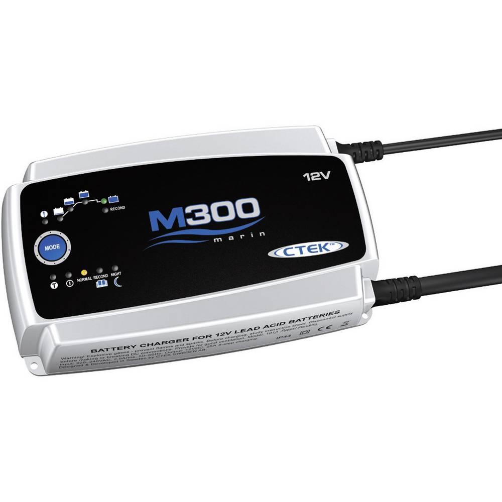 Samodejni polnilnik CTEK, visokofrekvenčni polnilnik, M 300 12 V 25 A