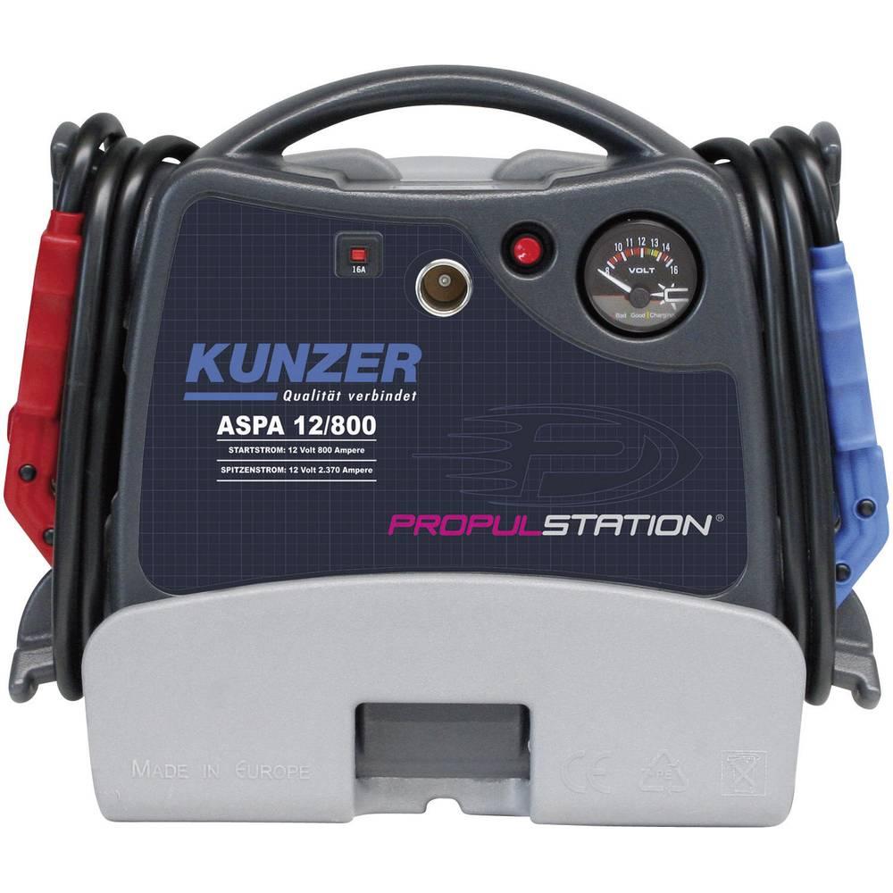 Kunzer sistem za hitri zagon ASPD 12/800 DC/DC ASPD 12/800 DC/DC Tok pomoči ob zagonu=800 A
