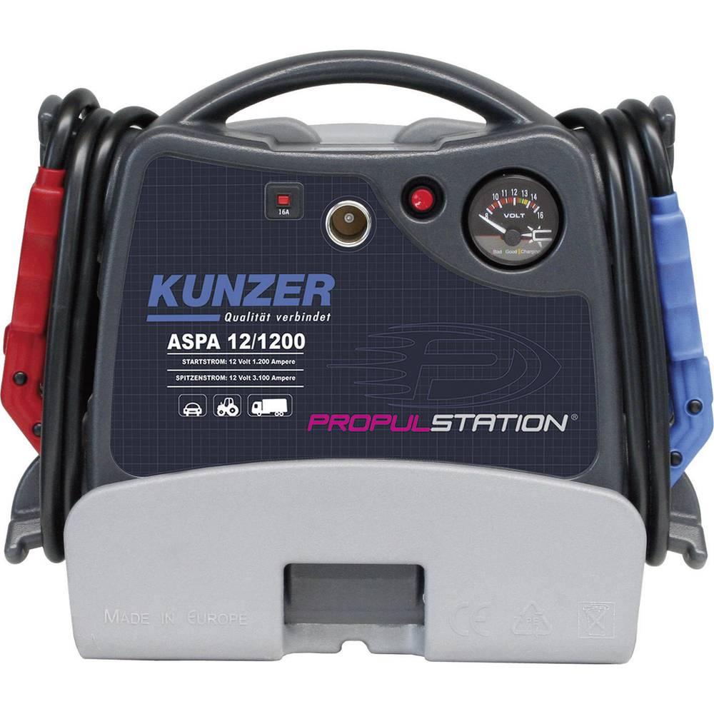 Kunzer sistem za hitri zagon ASPD 12/1200 DC/DC ASPD 12/1200 DC/DC Tok pomoči ob zagonu=1200 A