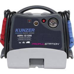 Kunzer sistem za hitri zagon ASPA 12/1200 AC/DC ASPA 12/1200 AC/DC Tok pomoči ob zagonu=1200 A