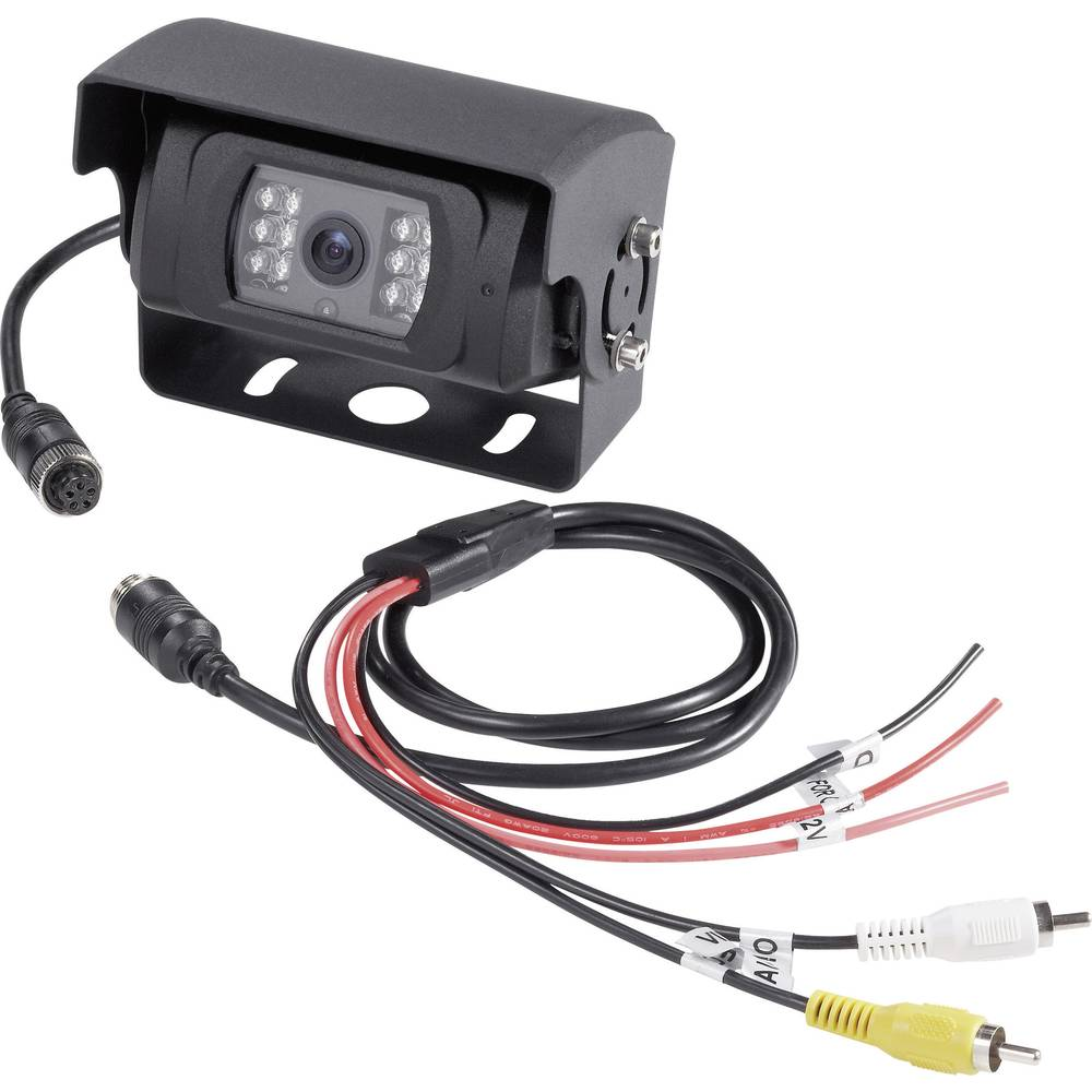 Barvna kamera za vzvratno vožnjo s pokrovom CE4 SV-CW144635MCAI Conrad