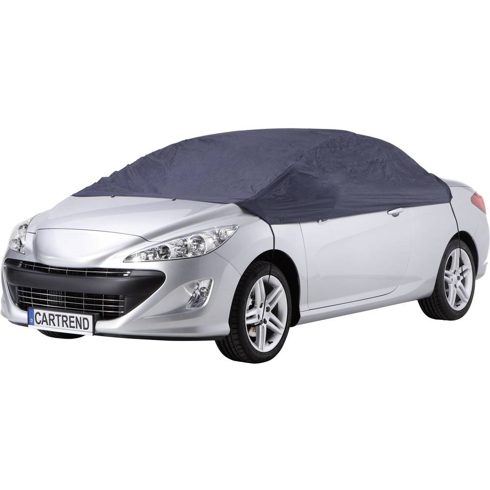 Kratka zaštitna navlaka za avto (D x Ĺ x V) 287 x 145 x61 cm- staklo 70339