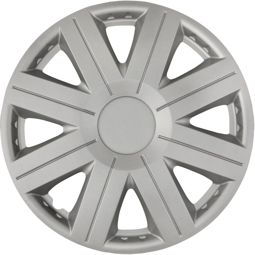 Hjulkapsel Active cartrend Active R15 Sølv 1 stk