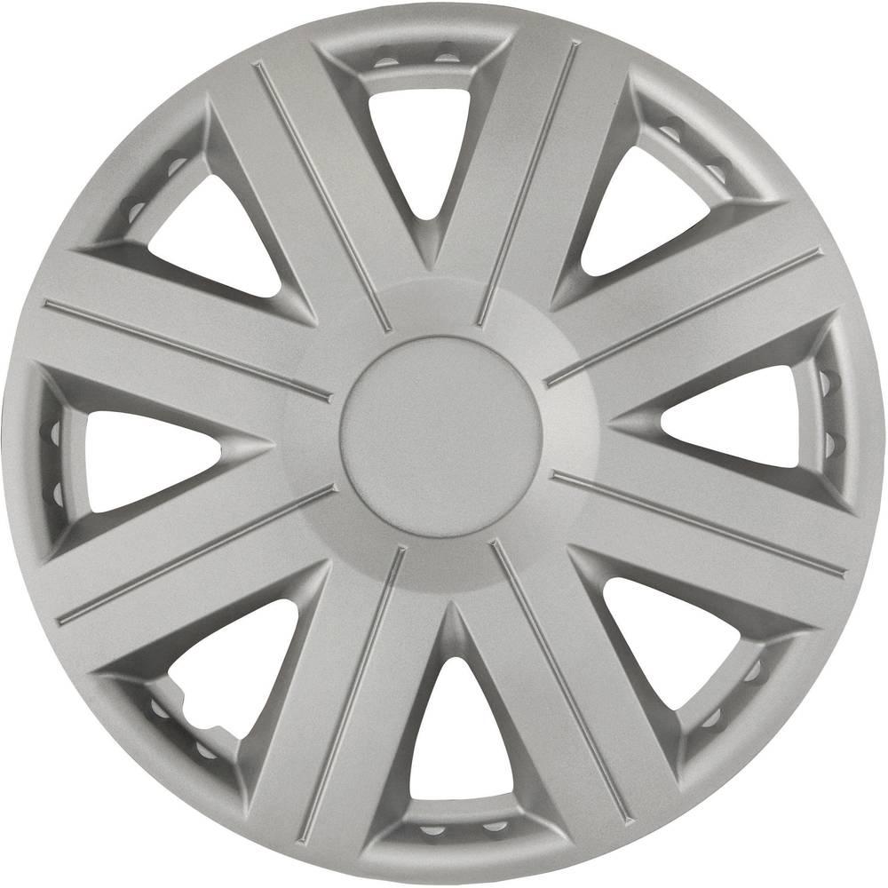 Okrasni pokrovi za platišča Active R15 srebrna 1 kos cartrend