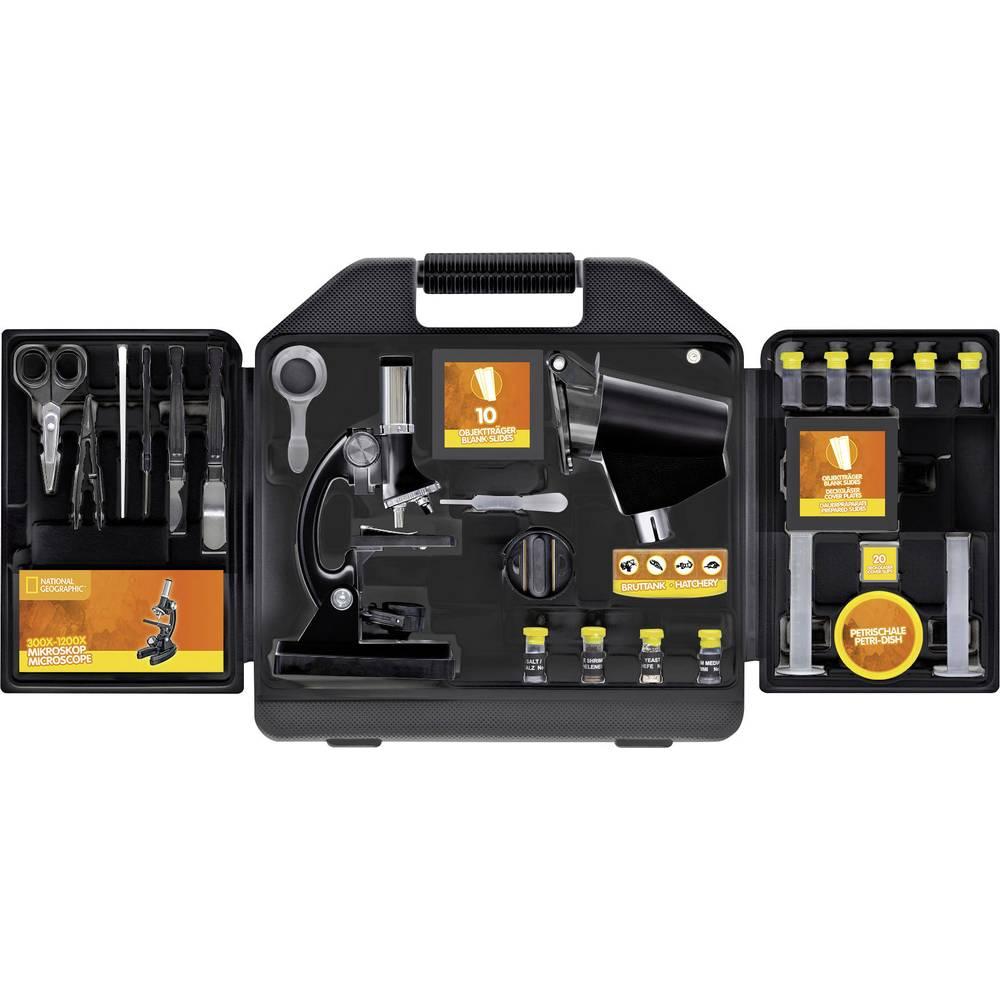 Otroški mikroskop - komplet National Geographic 9118100