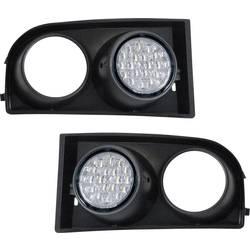 DINO LED luči za dnevno vožnjo z mrežastimi vložki za VW Golf 5 18 LED