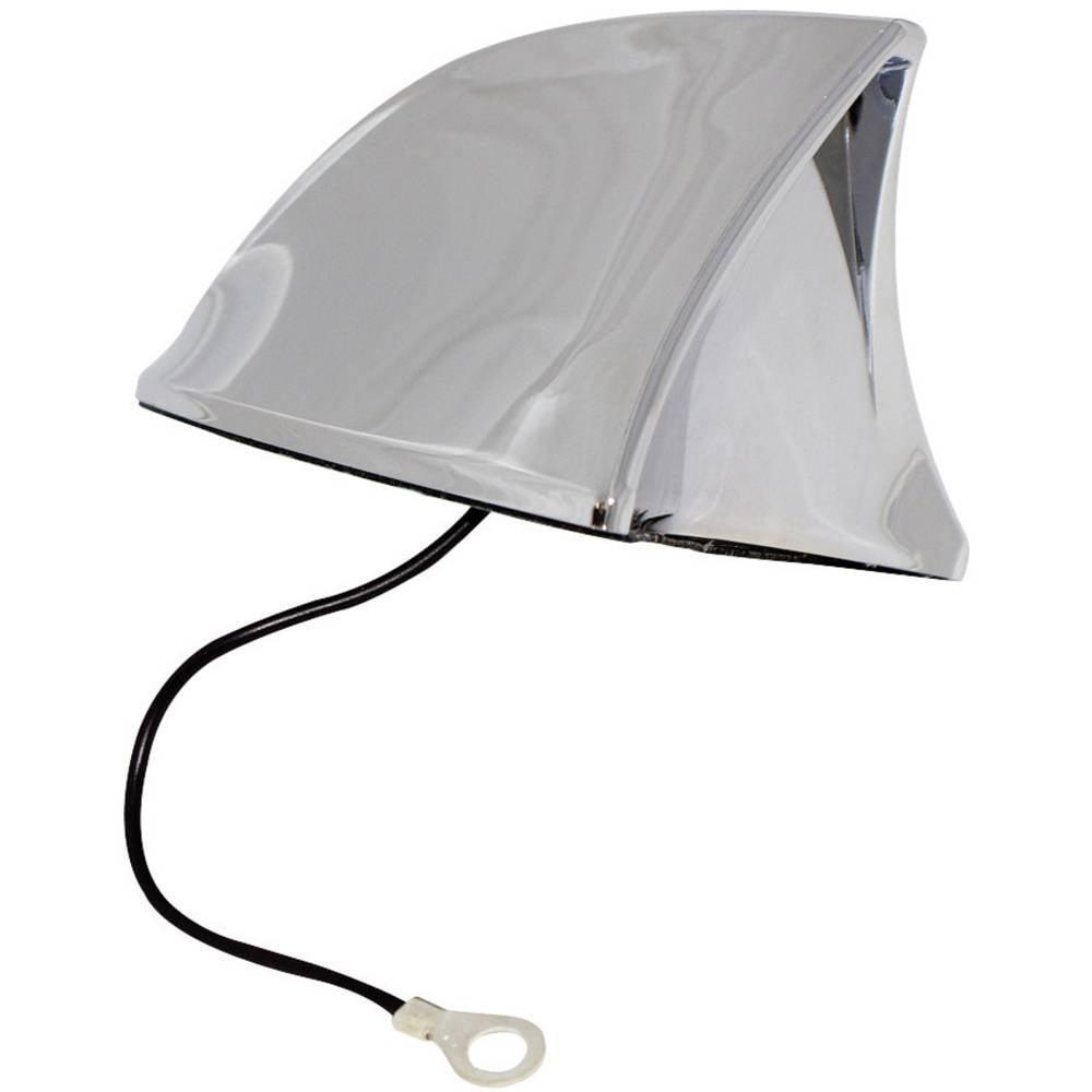 Antena iz umjetne mase Eufab Shark, krom 521201