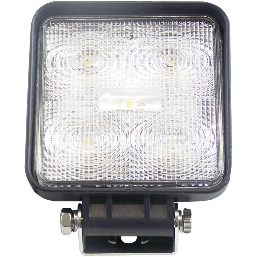 Radno LED svjetlo sa vijčanim podnožjem, 12/24 V, (Ĺ x V xG) 110 x 110 x 41 mm 20190