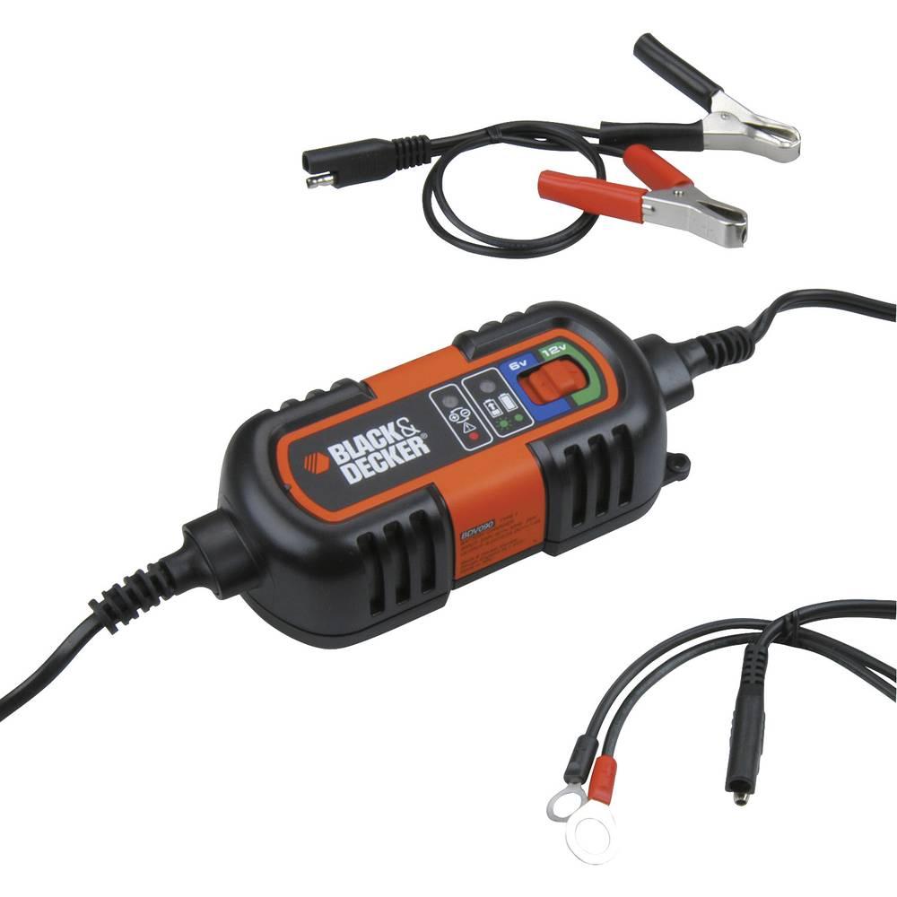 Automatisk oplader Black & Decker Erhaltungslader 6/12 70111 6 V, 12 V 1.2 A 1.2 A