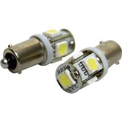 LED-žarulja Eufab, SMD, BA9S, bijela, (O x D) 13 x 31 mm 13527