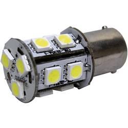 LED-žarulja Eufab, SMD, BA15S, bijela, (O x D) 20 x 43 mm 13529