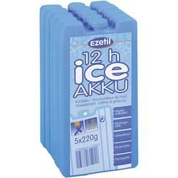 Ezetil Hladilni vložki za hladilne torbe 5 x 220g (D x Š xV) 165 x 88 x 20 mm 10885000