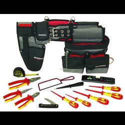 C.K. 595001 Električar Komplet orodja Vklj. jermensko orodje
