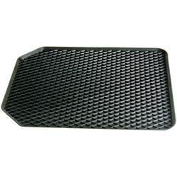 Univerzalni gumeni tepih, (D x Ĺ x V) 55 x 45 x 4,5 cm, crne boje 16524