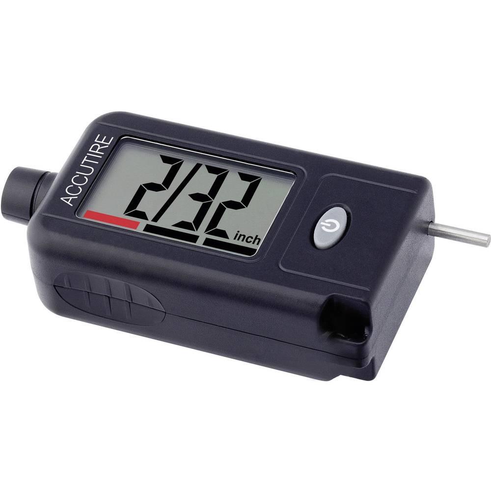 Måleapparat til dæktryk og profildybde på dæk 0,35 do 6,8 bar