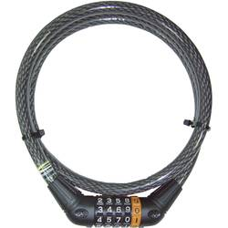 Kabelska ključavnica s štev. kombinacijo Z 69 0069 Security Plus