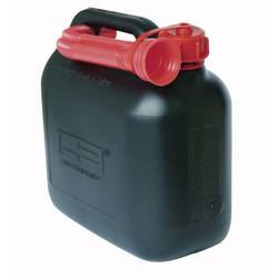 Kanistar za benzin KST, crn, 5l 811400