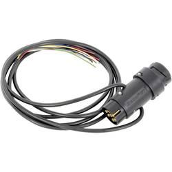 SecoRüt kabelski komplet vtikač 7 in 13-polni Število žic 6&7 Dolžina kabla (št.)=5.00 m
