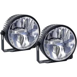 Tågelygter LED (Ø x T) 90 mm x 60 mm Devil Eyes 610771