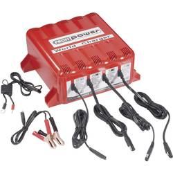 Bilbatteriladdare Profi Power 4er 4A12V 12 V 4 A