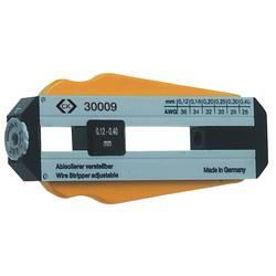 C.K. alat za skidanje izolacije - podesiv na 6 promjera kablova 0,12 - 0,40 mm 330009
