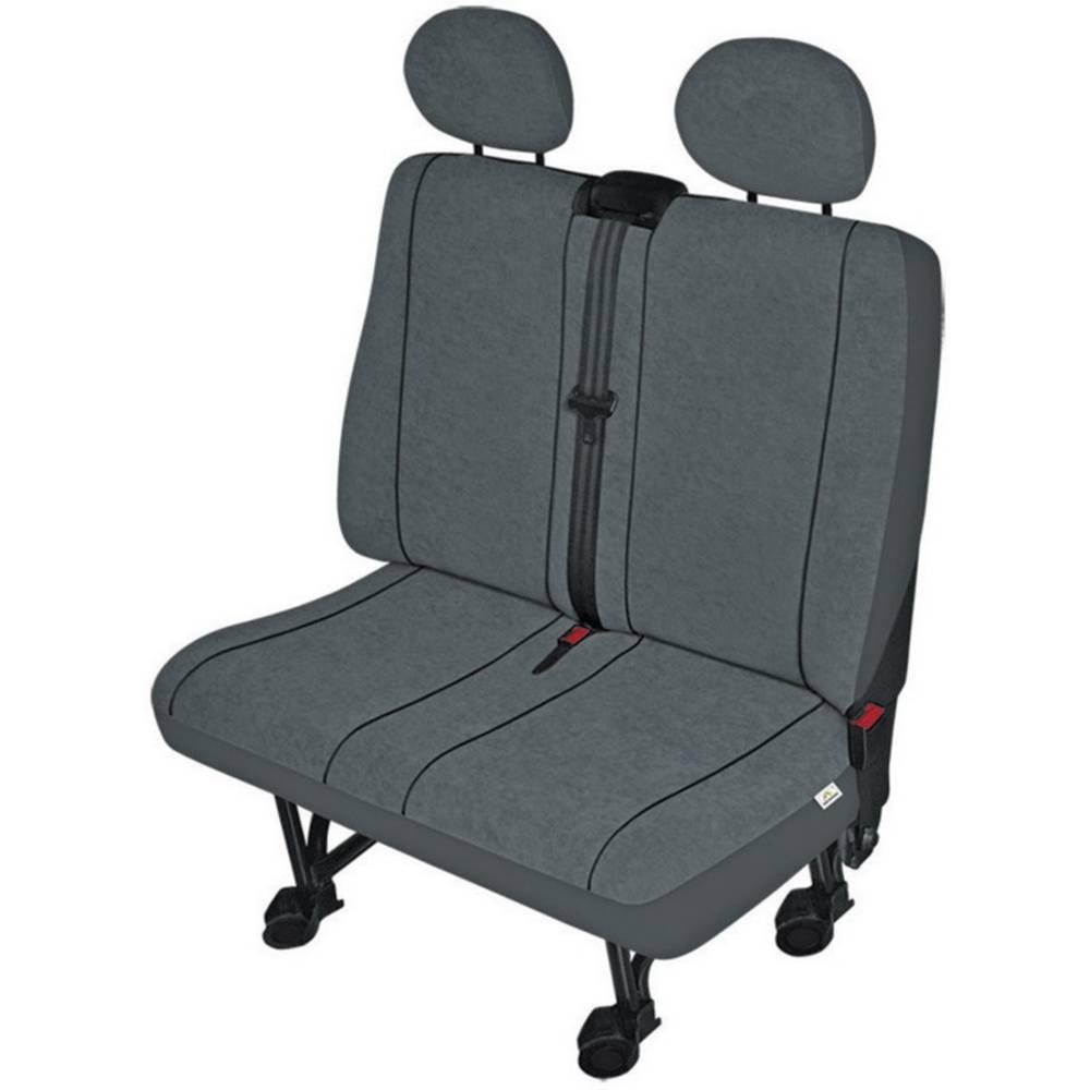 Zaštitna navlaka za sjedaliceza kombije, antracitne boje,,zaduplu sjedalicu 22412