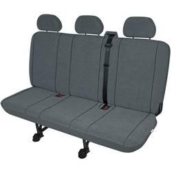 Zaštitna navlaka za sjedaliceza kombije, antracitne boje, zazadnja sjadala sa tri sjedal 22413