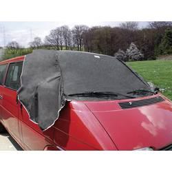 pokrivalo za prednje i bočno staklo auta s magnetom crno APA 16183