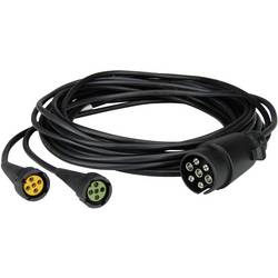 7-polni kabel s 7 žilami Multipoint II, komplet