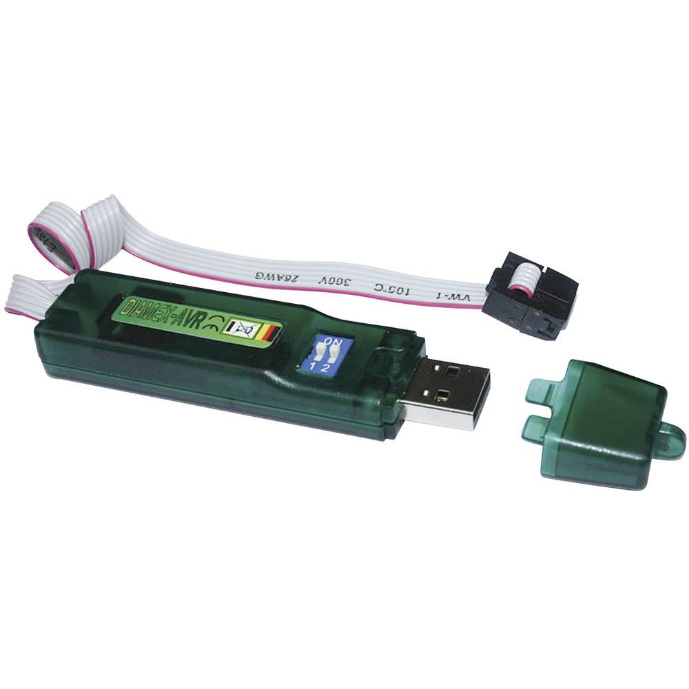 Programmeringsadapter Diamex 7200 USB-ISP-Stick AVR