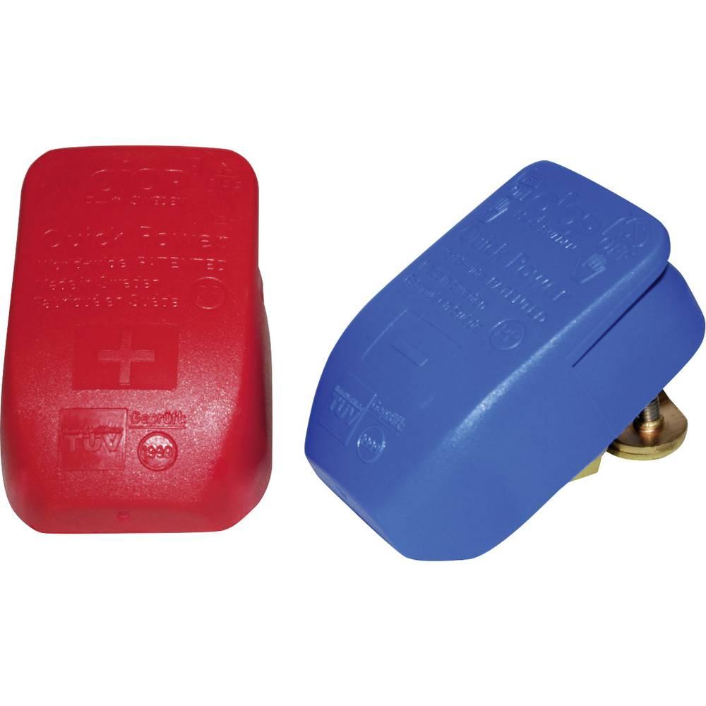 Akumulatorski hitri konektor plus-pol, minus-pol Lilie 30100C (Š x V x G) 45 x 27 x 63 mm