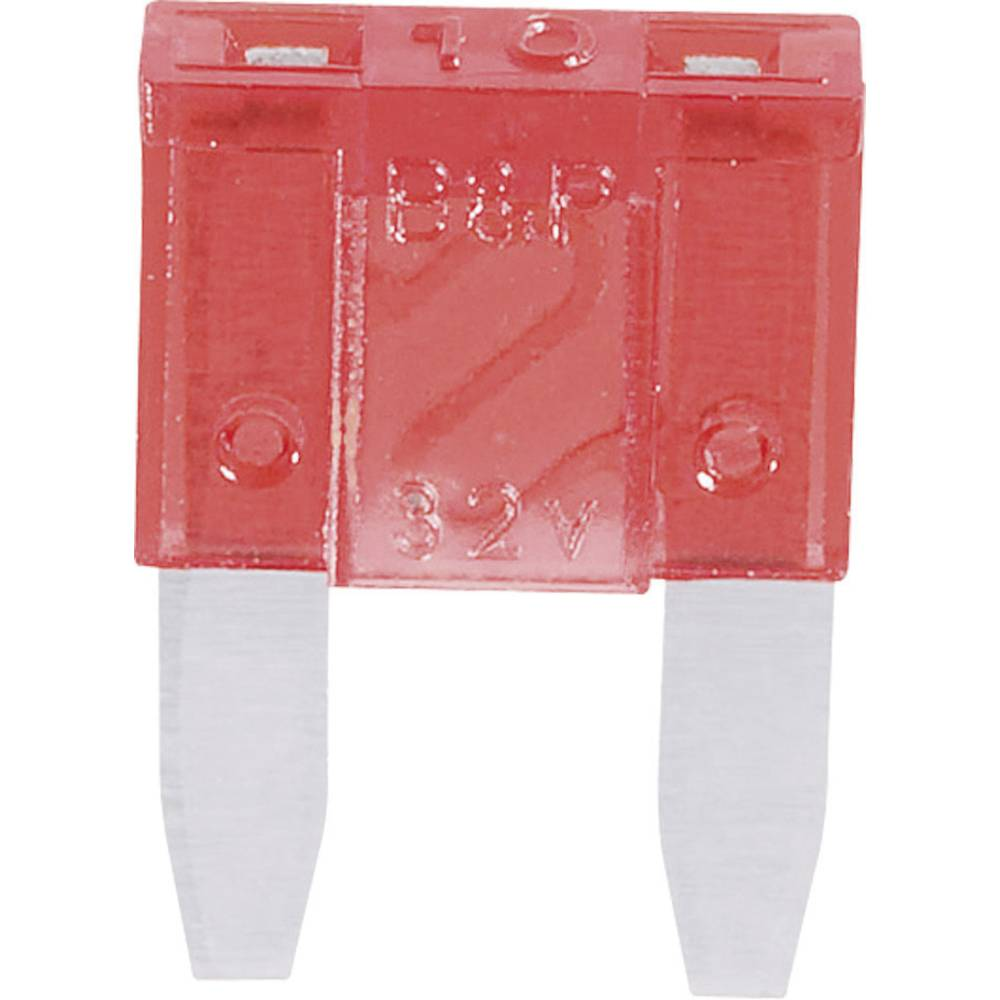 Avtomobilske mini ploščate varovalke (FK1) 10 A