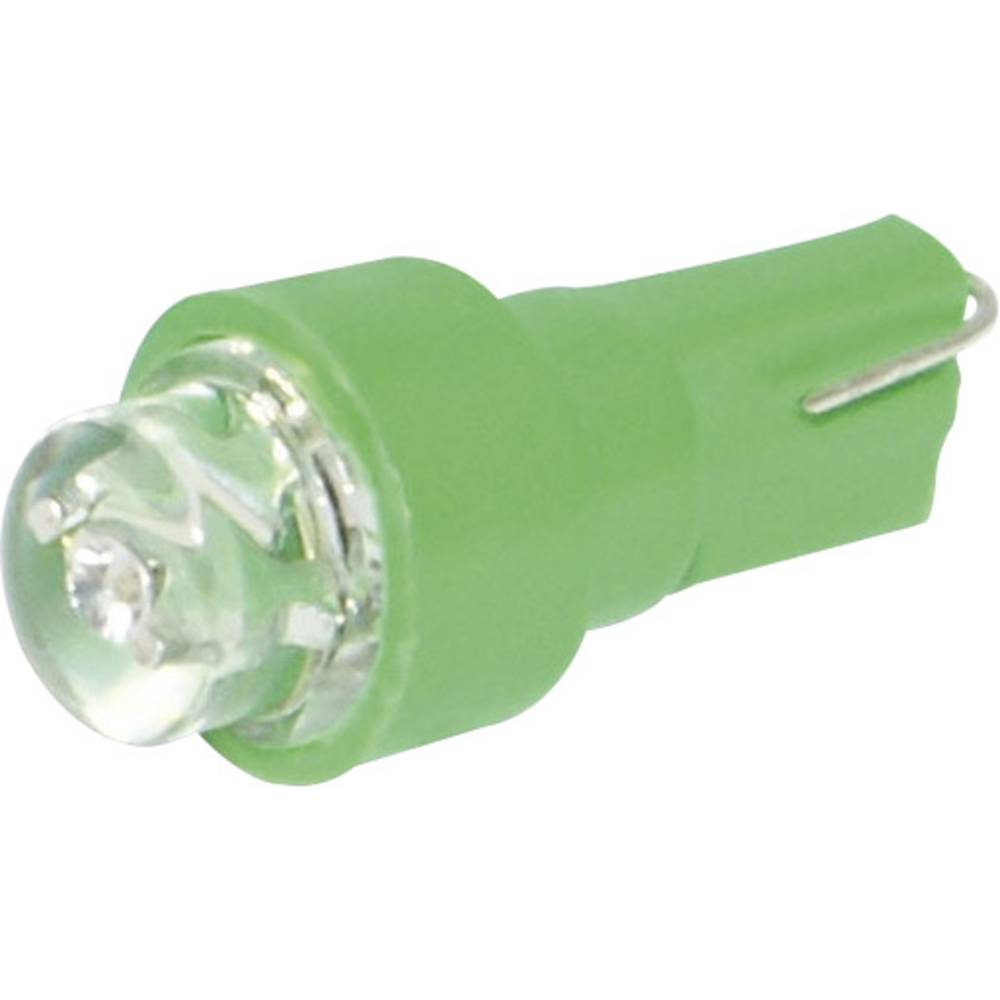 LED-signallampe Eufab W2 x 4,6d 12 V