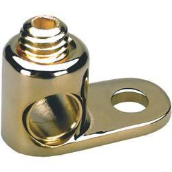 Sinuslive masni kabelski kontakt MKS-50 sponka -pozlačena (Š x V x G) 40 x 20 x 20 mm