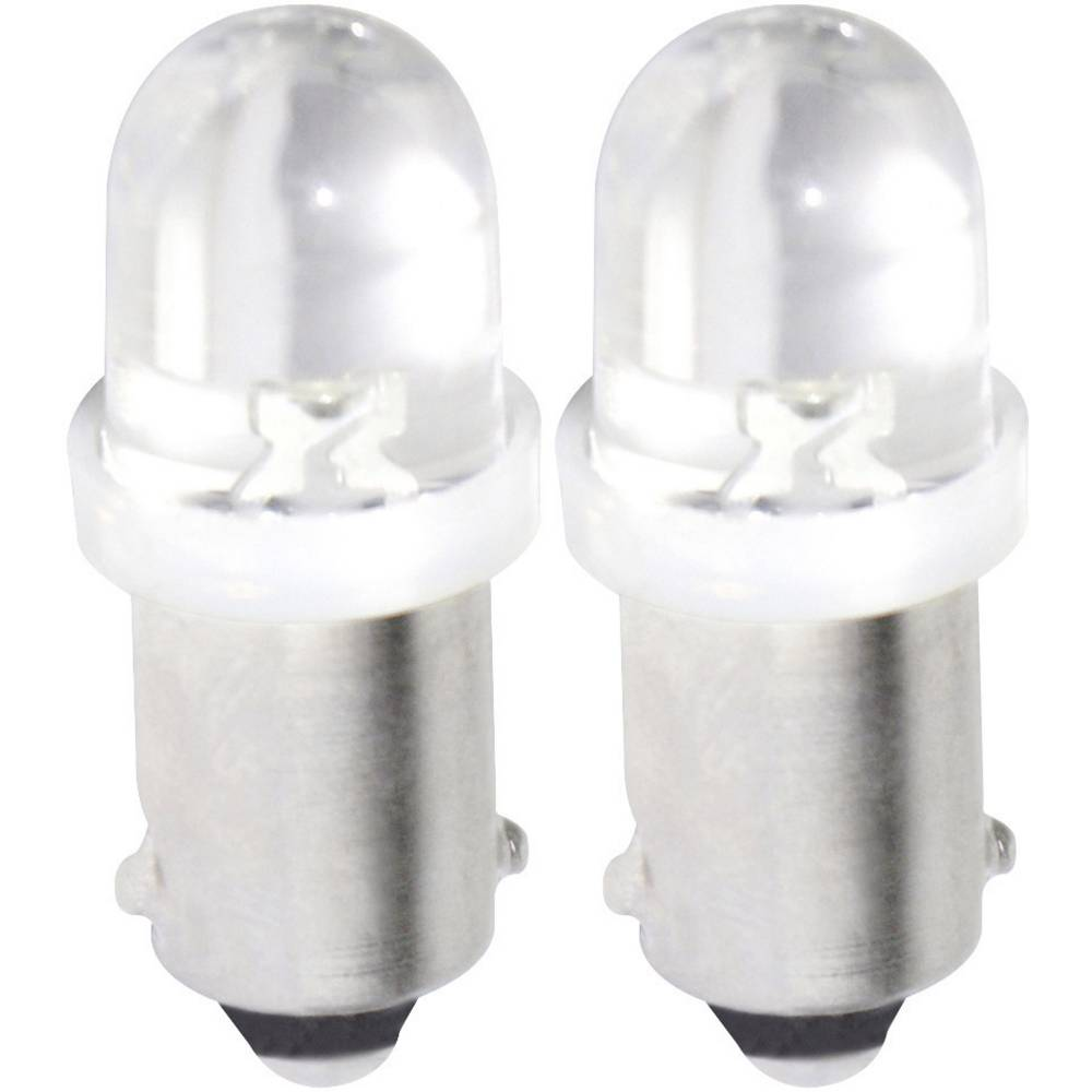 LED-Signalleuchte (value.1317401) Eufab BA9s 12 V