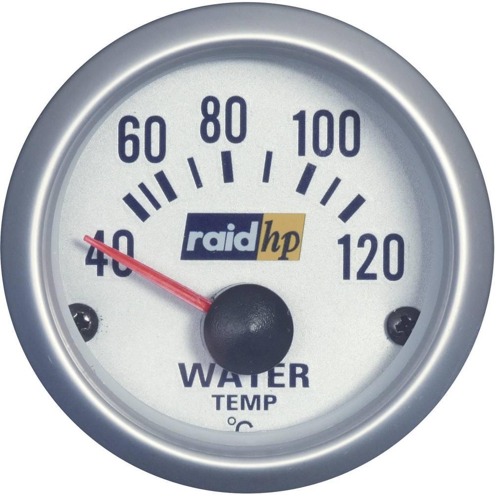 Merilnik temperature vode, srebrna serija, raid hp 660220