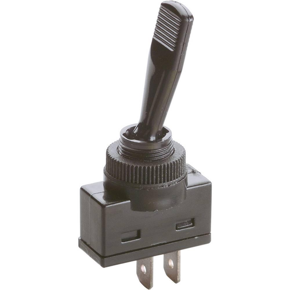 Varnostno stikalo vklop/izklop 12 V/DC Maks. 16 A vklop/izklop