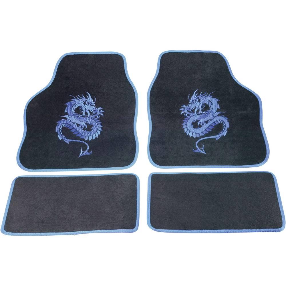 Fodmåtte (universal) Universal Tekstil Blå cartrend 1400-01