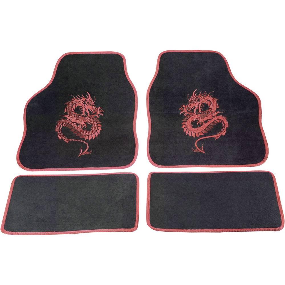 Fußmatte (universell) (value.1294412) Universal Tekstil Rød cartrend 1400-02