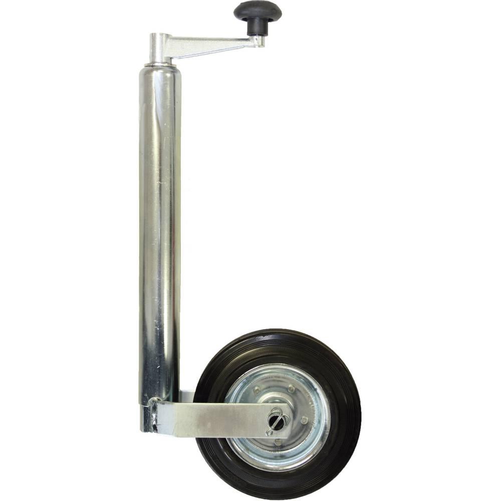 Potporni kotač za prikolicu s felgom čeličnog lima