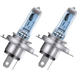 Halogenlampa 12 V OSRAM Cool Blue Intense H4 1 par