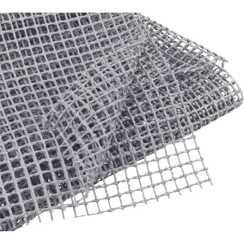 Mreža protiv klizanja za prtljažnik, univerzalna (D x Ĺ ) 120 cm x 100 cm, siva 19.294