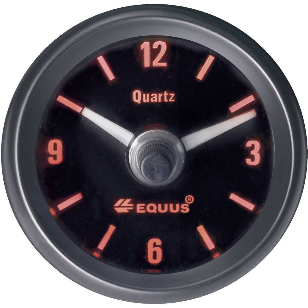 Equus Kvarčna ura s 4-barvnimi LED 656789
