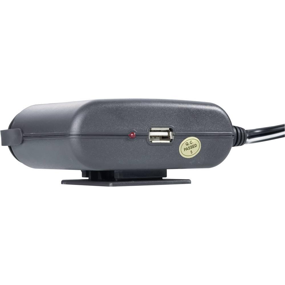 3-struki razdjelnik s USB priključkom MWU10230 Conrad