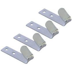 Kovinski kavlji, (D x Š ) 70 x 20 mm, 4 kosi 0410218